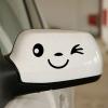 Carsticker - Smile, sæt af 2 stk.