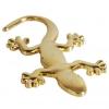 Carsticker - Gecko, Guldfarvet