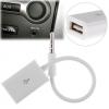 Audiokabel AUX til USB