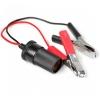 Batteriterminalstik - adapter 12V