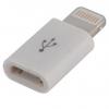 Adapter mini-USB til iPhone ladestik